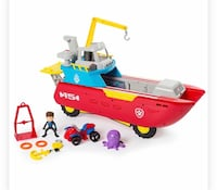 Paw patrol sea patroler 406 mi