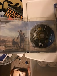 Fallout 4 and CoD WW2 for PS4 Wetumpka, 36093