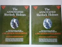 The Annotated Sherlock Holmes  Arcadia, 91006