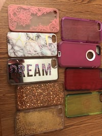 Assorted iphone cases with packs 185 km