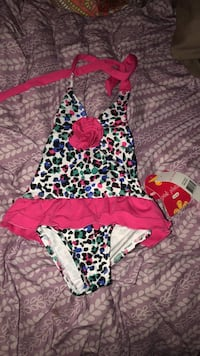 19 month NWT bathing suit