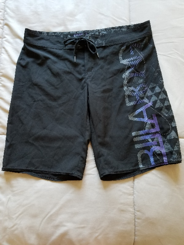 Billabong black board shorts