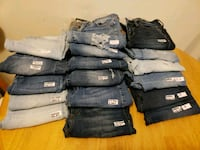 Junior girls jeans Baltimore, 21225