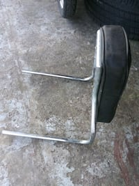 Vintage Motorcycle back rest