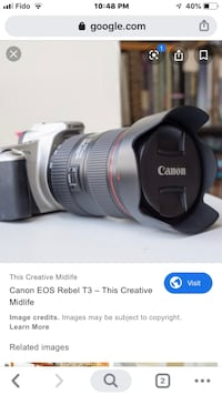 im looking a lens just like this one for photography but cheap price  Ottawa, K4A 4K8