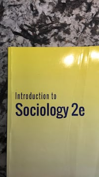 Sociology college text book  West Islip, 11795