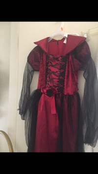 Halloween dress for girls  Carlsbad, 92011