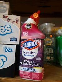 Clorox toilet cleaner Melbourne, 32935