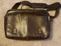 brown leather 2-way handbag Arlington, 22202