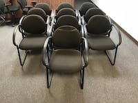 10 Office Chairs  Fresno, 93721