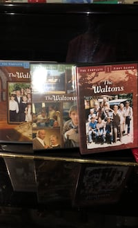 The waltons season 1,2,3 Mississauga