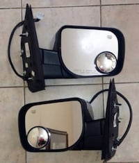 Nissan Heated RH And LH Exterior Mirrors London