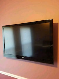Black LG flat screen TV Bealeton, 22712