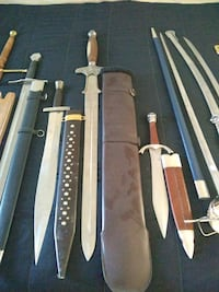 Swords Indio, 92203