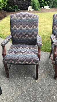 black and brown wooden armchair White Rock, V4B 2A5