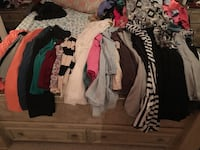 Ladies lot of Medium clothes dresses, tops jeans pants jackets  Glen Allen, 23060
