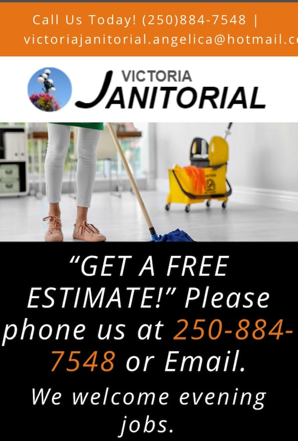 Commercial cleaning! 6877103d-4e2e-4542-a70b-b1dcb54844b8