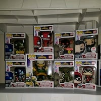Funko Pop Marvel Contest of Champions Set  Mesa, 85205