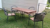 Outdoor Table and 4 Chairs Ardmore, 73401