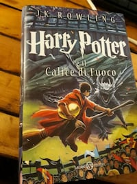 Harry Potter e il Calice di Fuoco Naples