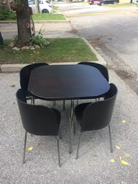 black and gray wooden table Barrie, L4N 5K8