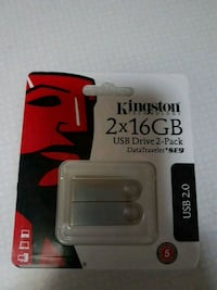 2 pack Kingston usb memory drives Vancouver