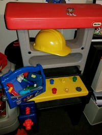 Little Tikes tool bench San Antonio, 78250