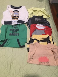 Baby clothes size 12