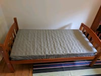 Bed with mattress for kids Toronto, M3A 1E8