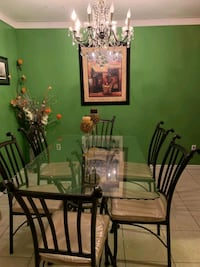 Dining Table and chairs (Negotiable) The Bronx, 10472