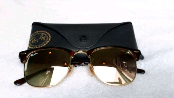61a1c2ffc3b6 Used Rayban RB3016 Clubmaster Sunglasses for sale in Red Deer - letgo