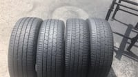 4 GOMME  225/ 60  R17.    99H. Continental invernali