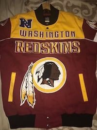 XL REDSKINS NFC JACKET  Montgomery Village