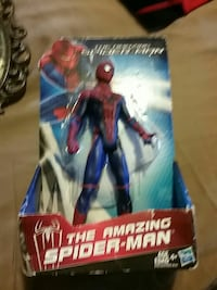 Marvel The Amazing Spider-Man action figure