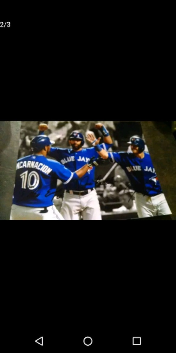 Toronto Blue Jays signed photos ad398c8a-70ed-49de-b746-6d50bb9d3cc7