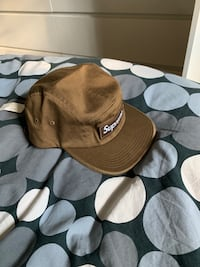 Supreme camp olive / new with tags Silver Spring, 20902