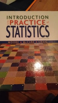 Introduction to the practice of statistics Bergen, 5009
