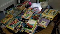 Assortment of books all ages great condition all $1 each  Saint James, 11780