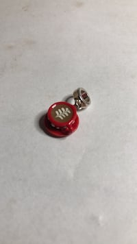 Sterling Silver 925 Coffee Lattee Charm Springwater, L0L 1X0