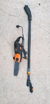 Electric pole chainsaw  Blue Springs