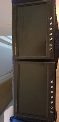 2 Car TV Monitors Burnaby