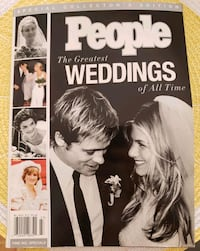 The Greatest Weddings of All Time: From People Mag