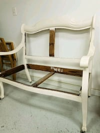 white and brown wooden bench 26 mi