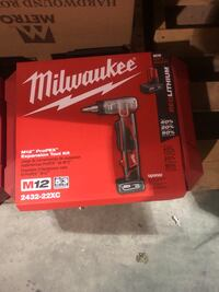 Milwaukee m18 and m12 fuel power tool Toronto