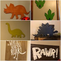 Hobby lobby dinosaur room decor Berkeley Springs, 25411