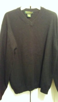 Mens Large Cashmere Sweater