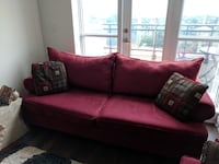 Set of two sofas.  Vaughan, L6A 4Y1