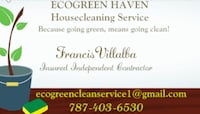 Housecleaning service New Haven, 06510