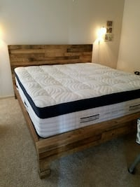 Emerson Bed Frame Fairfax