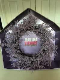 Martha Stewart wreath Centreville, 20120